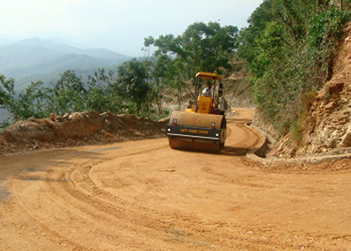 Phidim-Taplejung Road Project-10