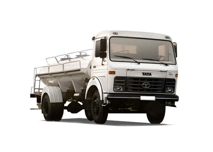 Water Tank: Tata  6 wheel