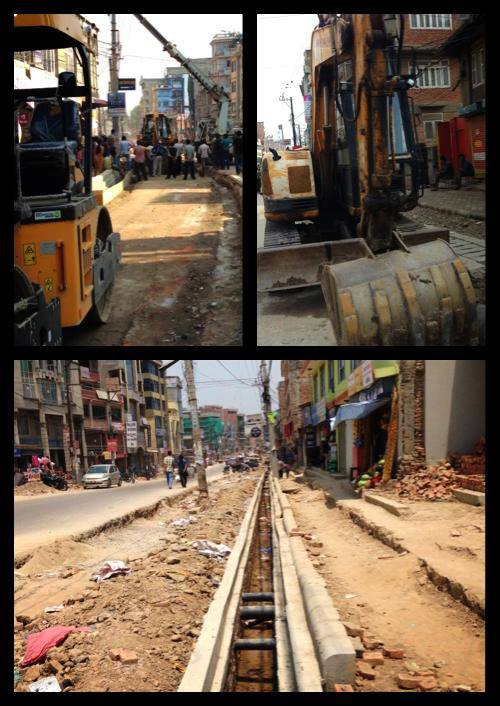 Improvement and Upgrading Kalimati Balkhu Road