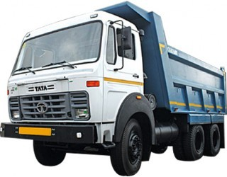 Drum Truck : Tata 10 Wheel