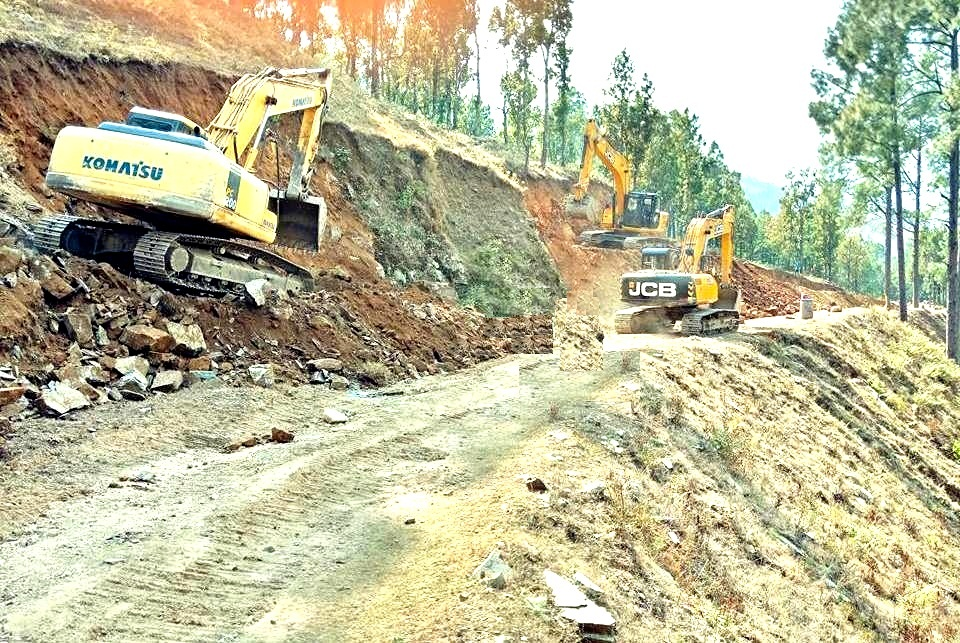 Pushpalal (Mid-Hill) Highway Project