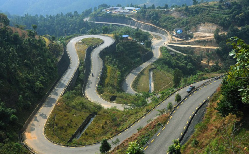 Taplejung-Olangchung Gola Highway project